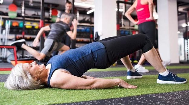 حرکت ورزشی برای بیماران ام اس